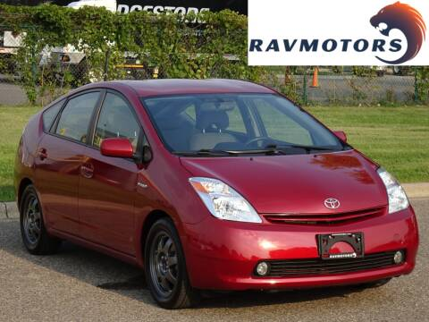 2008 Toyota Prius for sale at RAVMOTORS in Burnsville MN