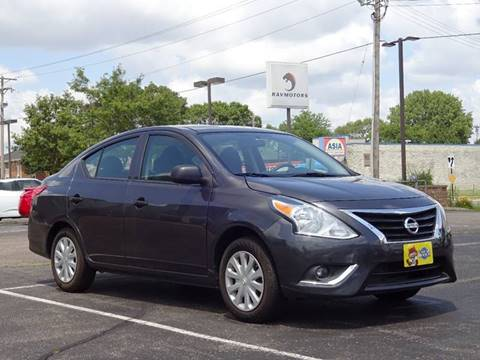 2015 Nissan Versa for sale in Crystal, MN