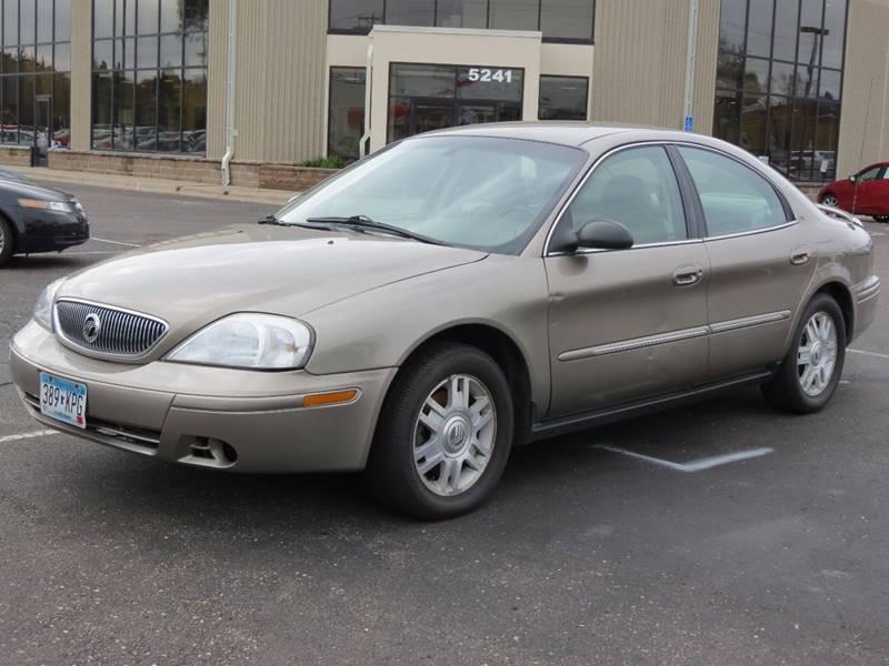 2005 Mercury Sable LS 4dr Sedan - Crystal MN