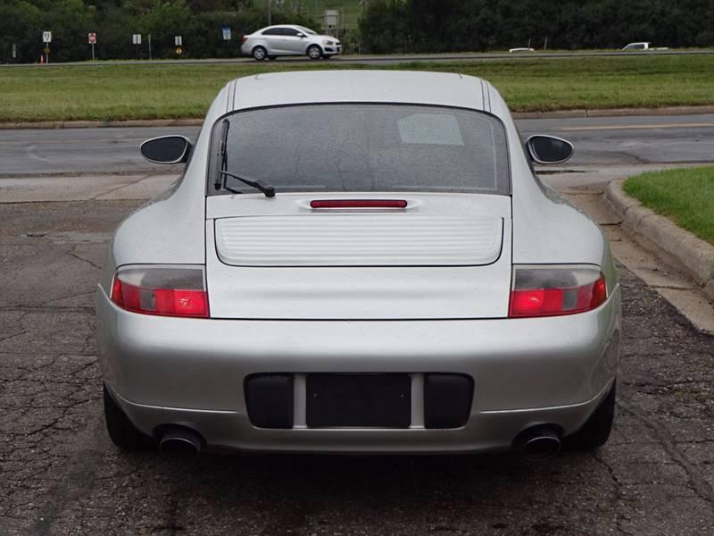 2001 Porsche 911 Carrera 2dr Coupe In Burnsville Mn Ravmotors