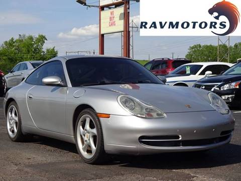 2001 Porsche 911 for sale in Burnsville, MN