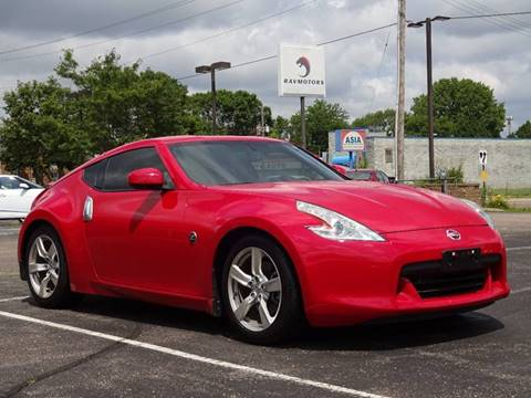 2012 Nissan 370Z for sale in Crystal, MN