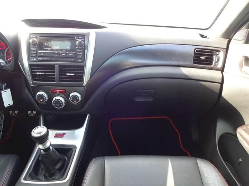 2013 Subaru Impreza AWD WRX STI Limited 4dr Sedan - Burnsville MN