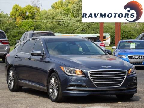 2015 Hyundai Genesis for sale at RAVMOTORS in Burnsville MN