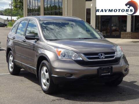 2010 Honda CR-V for sale at RAVMOTORS 2 in Crystal MN