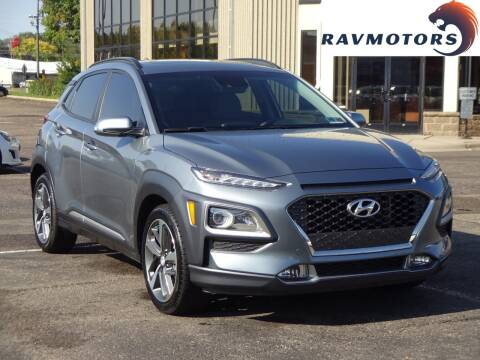 2020 Hyundai Kona for sale at RAVMOTORS 2 in Crystal MN