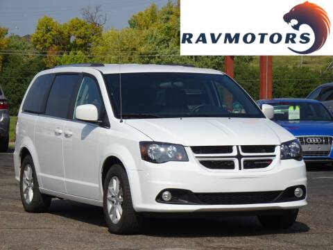 2019 Dodge Grand Caravan for sale at RAVMOTORS in Burnsville MN