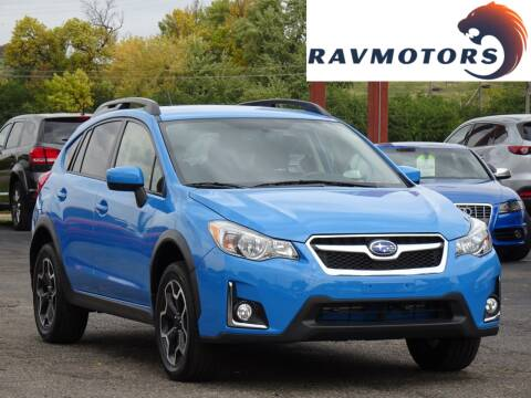 2017 Subaru Crosstrek for sale at RAVMOTORS in Burnsville MN