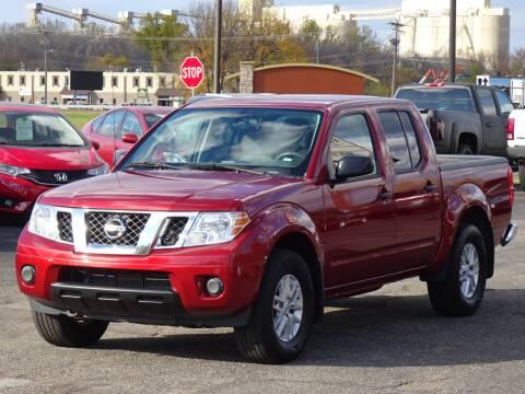 2019 Nissan Frontier for sale at RAVMOTORS in Burnsville MN