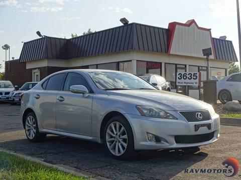 2010 Lexus IS 250 for sale in Burnsville, MN