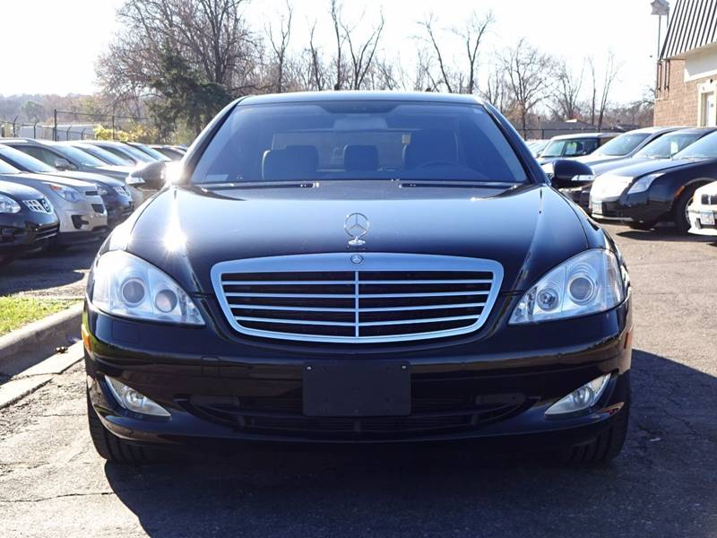 2007 Mercedes-Benz S-Class S 550 4MATIC AWD 4dr Sedan - Burnsville MN