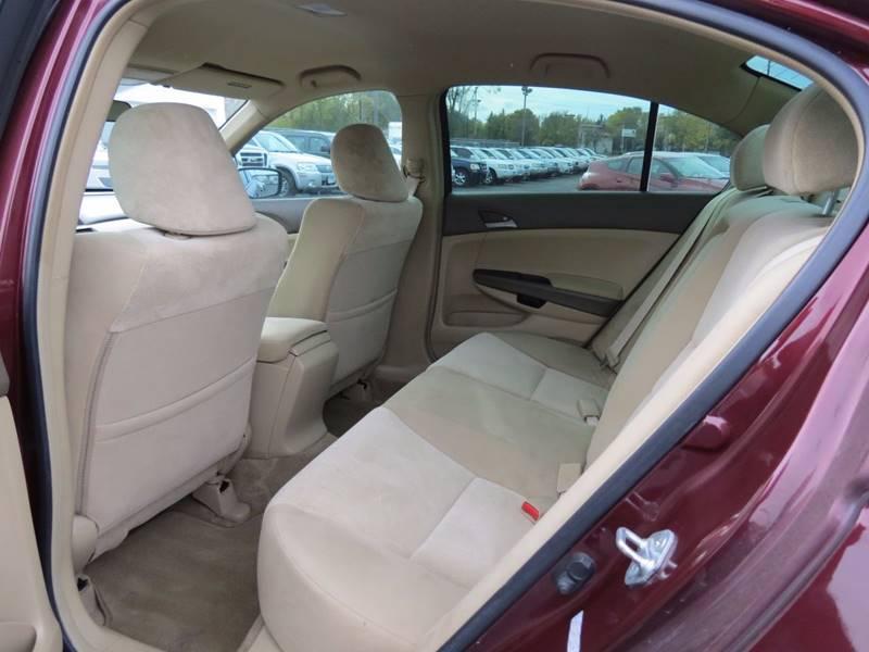2009 Honda Accord LX 4dr Sedan 5A - Crystal MN