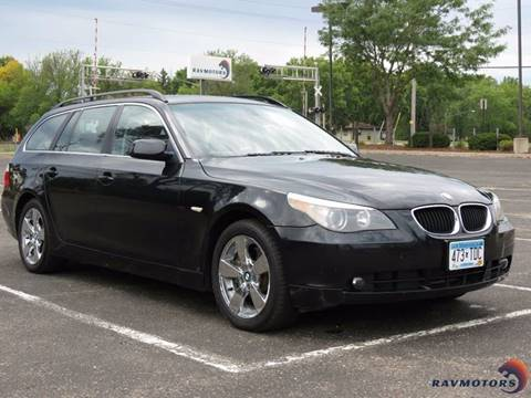 2006 BMW 5 Series for sale in Crystal, MN