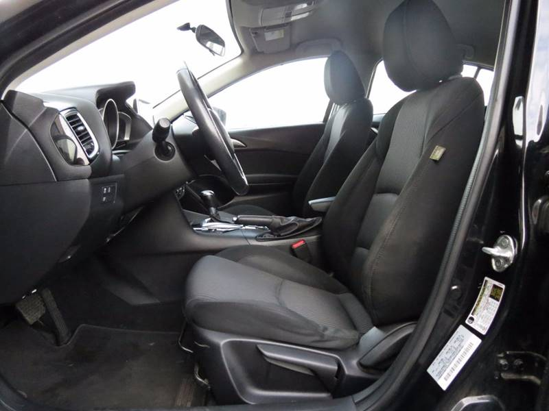 2014 Mazda MAZDA3 i Touring 4dr Hatchback 6A - Crystal MN