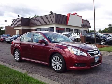 2012 Subaru Legacy for sale in Burnsville, MN