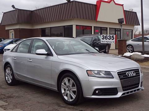 2011 Audi A4 for sale in Burnsville, MN
