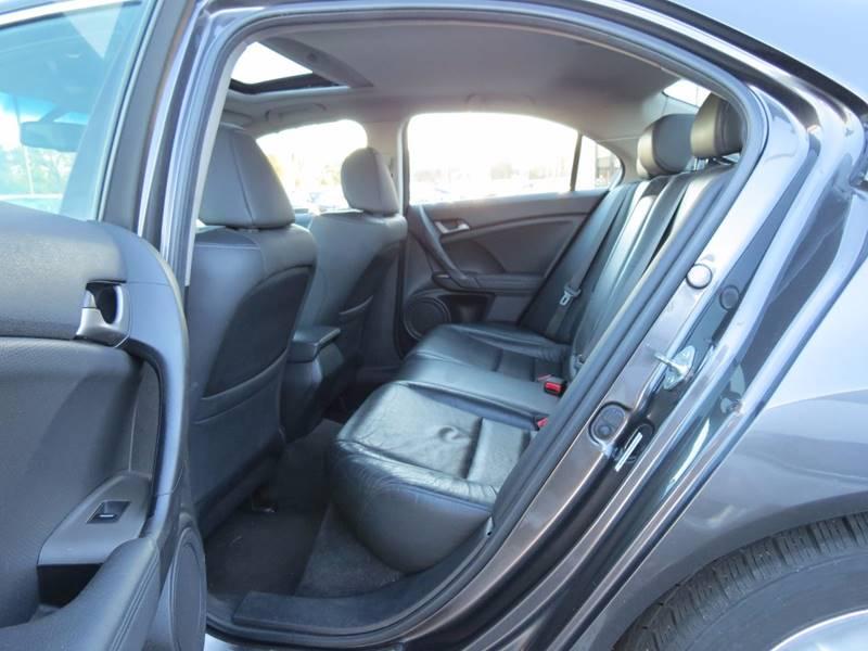 2010 Acura TSX 4dr Sedan 5A - Crystal MN