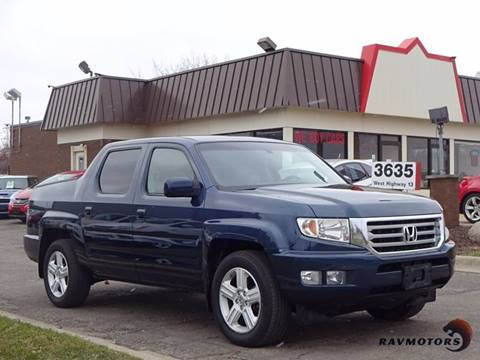 2012 Honda Ridgeline for sale in Burnsville, MN