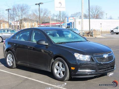 2014 Chevrolet Cruze for sale in Crystal, MN