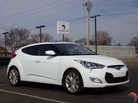 2013 Hyundai Veloster for sale in Crystal, MN