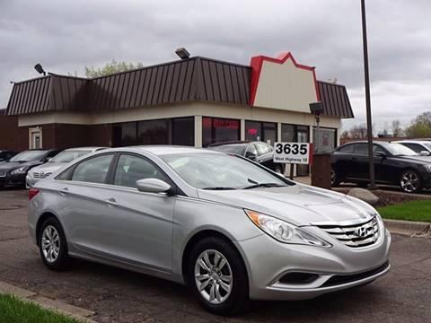 2011 Hyundai Sonata for sale in Burnsville, MN
