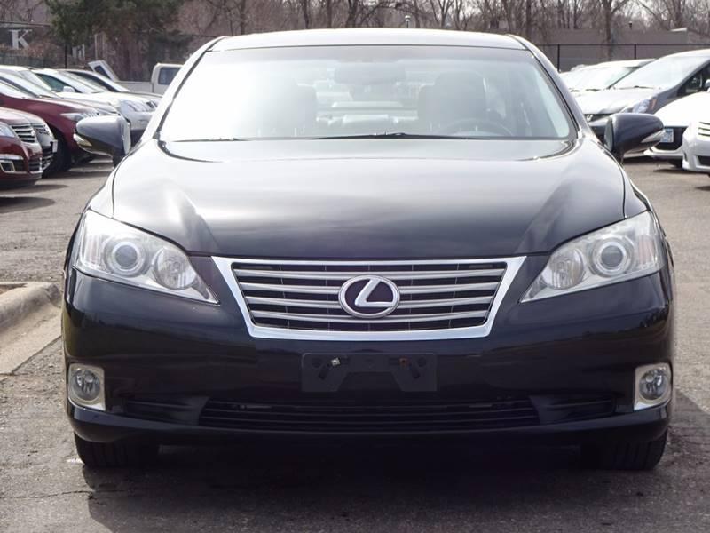 2011 Lexus ES 350 4dr Sedan - Burnsville MN