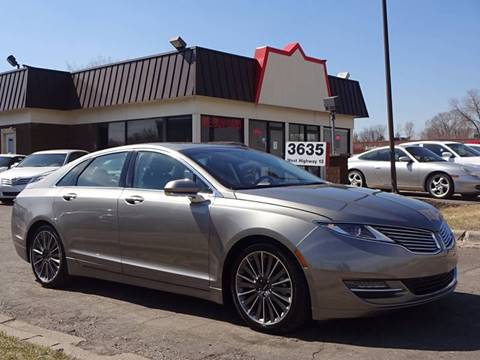 2015 Lincoln MKZ Hybrid for sale in Burnsville, MN