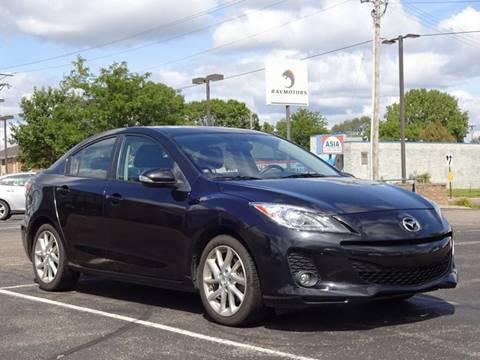 2012 Mazda MAZDA3 for sale in Crystal, MN