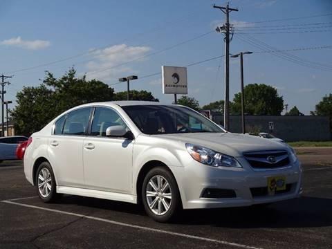 2012 Subaru Legacy for sale in Crystal, MN