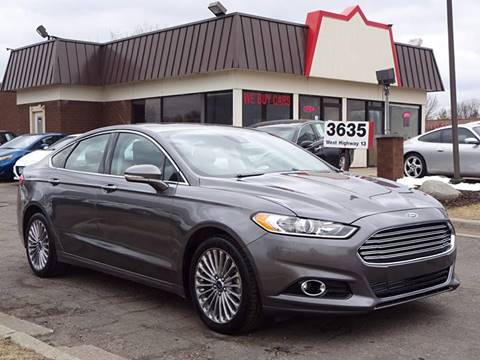 2013 Ford Fusion for sale in Burnsville, MN