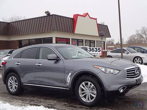 2016 Infiniti QX70 for sale in Burnsville, MN