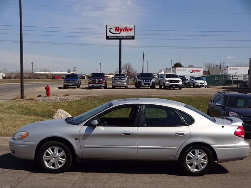 2004 Ford Taurus SEL 4dr Sedan w/Duratec - Burnsville MN