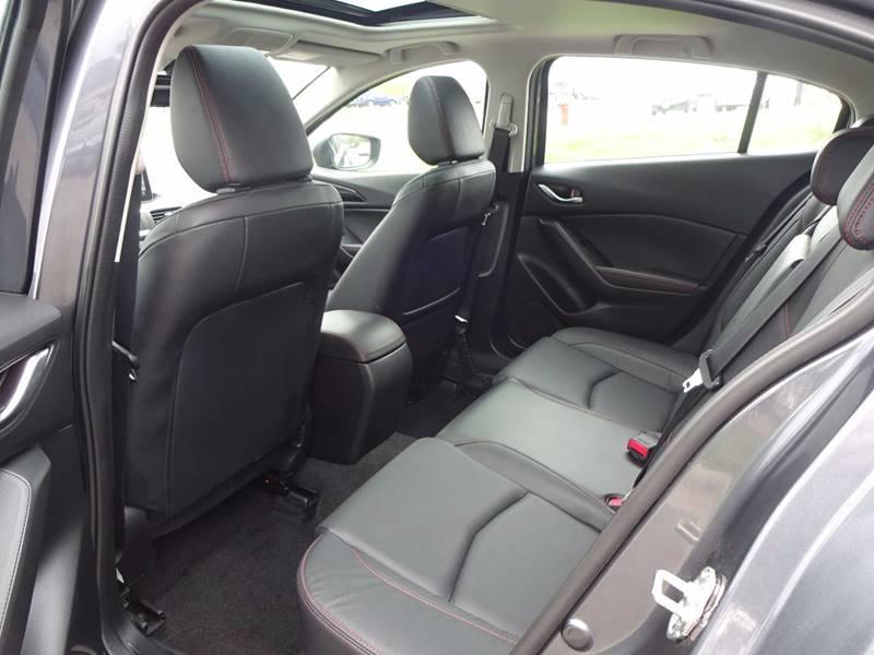 2015 Mazda MAZDA3 s Grand Touring 4dr Hatchback 6M - Burnsville MN