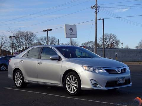 2013 Toyota Camry for sale in Crystal, MN