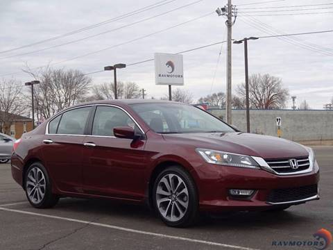 2015 Honda Accord for sale in Crystal, MN