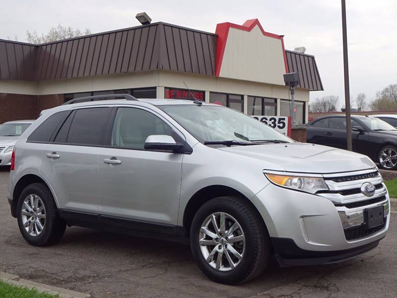 2013 Ford Edge AWD SEL 4dr SUV - Burnsville MN