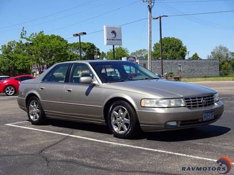 2003 Cadillac Seville for sale in Crystal, MN