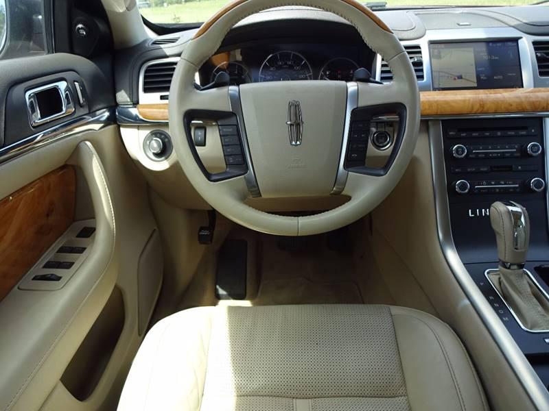 2010 Lincoln MKS 4dr Sedan - Burnsville MN