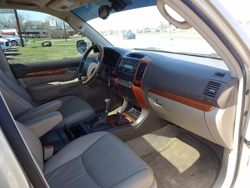 2006 Lexus GX 470 4dr SUV 4WD - Burnsville MN