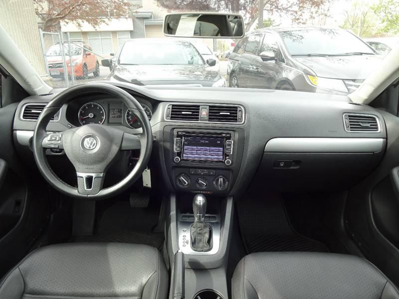 2013 Volkswagen Jetta SE PZEV 4dr Sedan 6A - Crystal MN