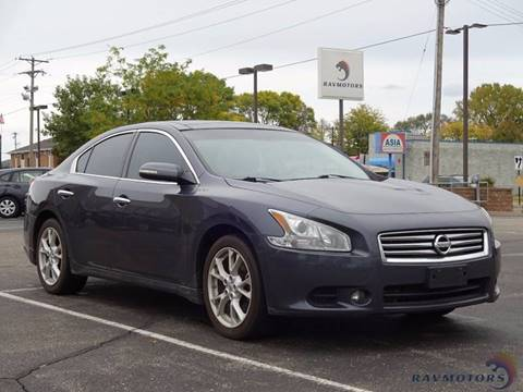2012 Nissan Maxima for sale in Crystal, MN