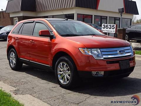 2007 Ford Edge for sale in Burnsville, MN