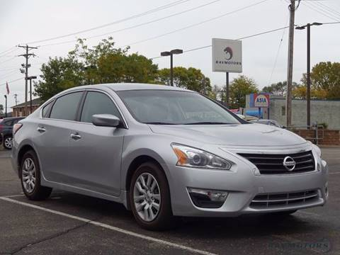 2015 Nissan Altima for sale in Crystal, MN