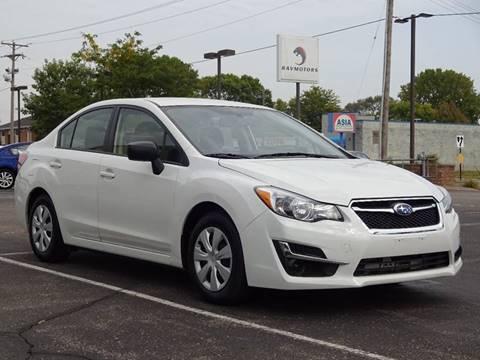 2016 Subaru Impreza for sale in Crystal, MN