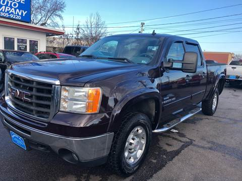 2008 GMC Sierra 2500HD for sale in Norfolk, VA