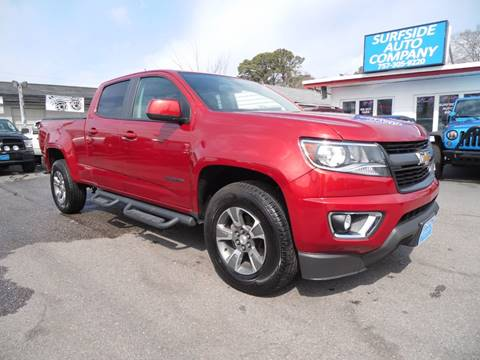 2016 Chevrolet Colorado for sale in Norfolk, VA