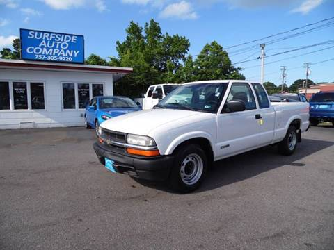 Chevrolet S 10 For Sale In Norfolk Va Surfside Auto Company