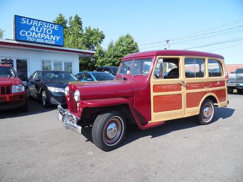 1949 Willys OVERLAND for sale in Norfolk, VA