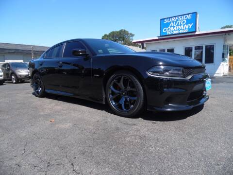 2019 Dodge Charger for sale at Surfside Auto Company in Norfolk VA