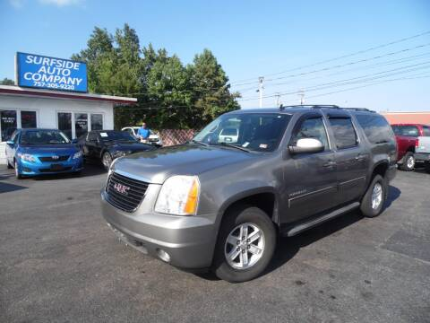 2012 GMC Yukon XL for sale at Surfside Auto Company in Norfolk VA